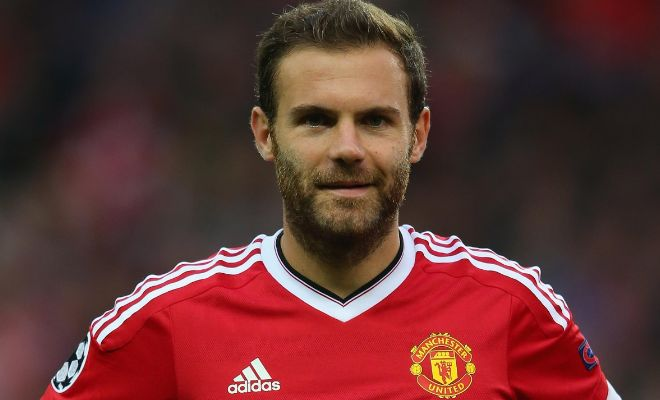 JUAN NOT TO ONE!Jose Mourinho has reportedly told Juan Mata that he'll not be his first choice for any midfield position this season.He's told the Spanish International that he has the option to leave or fight for his position.