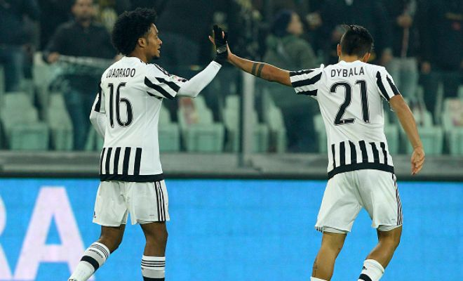Juventus hopeful of making Cuadrado deal permanent!Juventus manager Allegri simply loves the speedy Colombian winger and he is hopeful of making his loan deal permanent