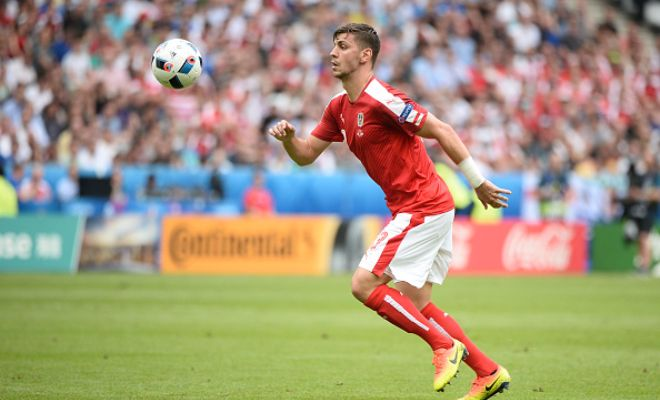 Leicester City looking to sign Austrian defender!The foxes are still in the market and according to the Sunday People they are in the hunt for Dynamo Kiev defender Aleksandar Dragovic after they missed out on signing Burnley's centre-back Michael Keane