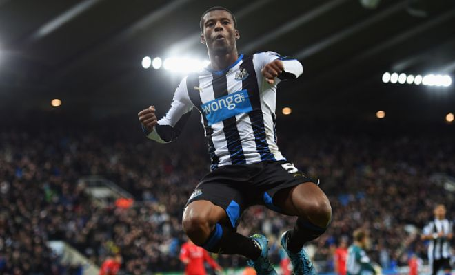 WIJNAL-DONE!Newcastle United's Georginio Wijnaldum is currently having a medical at Liverpool according to Sky Sports.The Dutch International is said to have cost £25 million to the Anfield club.