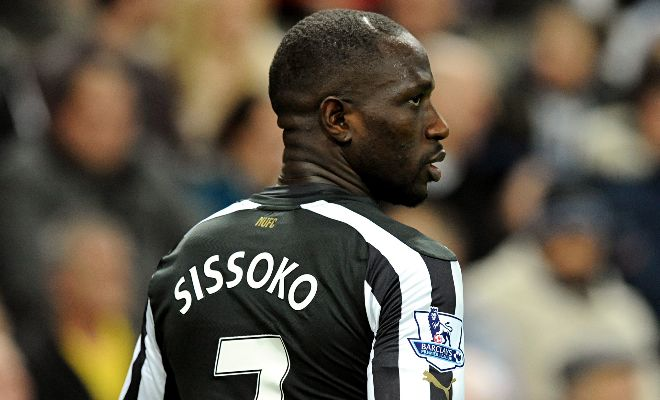 Inter hold talks with SissokoInter are in talks with Newcastle midfielder Moussa Sissoko regarding a move to San Siro, though a fee is yet to be agreed between both parties.