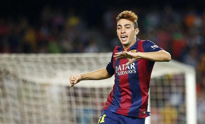 Spurs target Barcelona forward MunirTottenham are keen on signing Barcelona forward Munir, according to Spanish publication Sport.The Barcelona star has also reportedly gathered interest from the Toffees and Stoke, and is rated at around £13m.