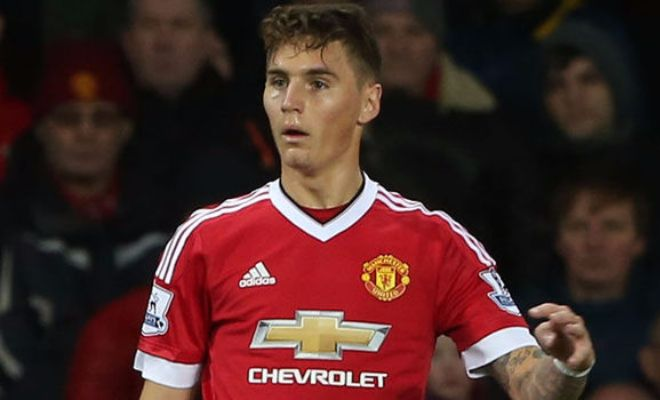OFFICIAL: Manchester United have loaned out Guillermo VarelatoEintracht Frankfurt for the entire 2016/2017 season.