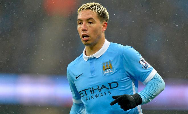 Besiktas want Manchester City flop!!The Turkish club are interested in a loan move for former Arsenal midfielder Samir Nasri.