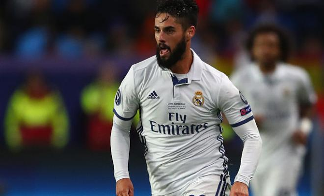 Isco will stay at Real Madrid!Reports in the AS have stated that Isco will stay at Madrid for at least another summer.