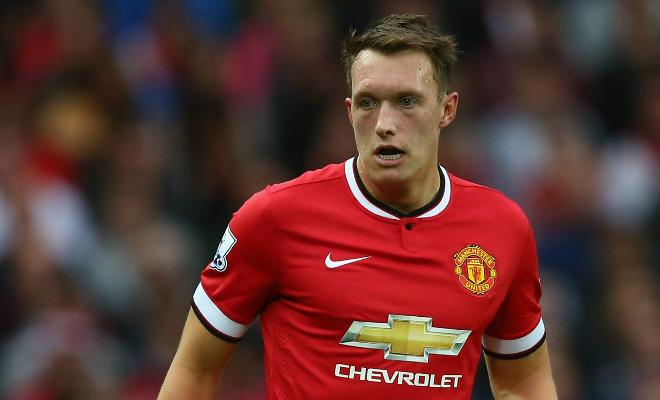 PHIL JONES WANTS TO STAY AT OLD TRAFFORD!Phil Jones has expressed his desire to stay at Manchester United despite interest from Stoke City, according to reports from the Guardian.