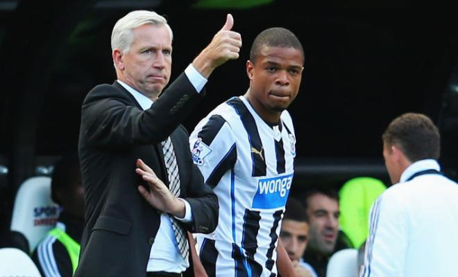 PALACE TO LOAN REMY Crystal Palace is set to sign Chelsea striker Loic Remy on loan which includes a £10m million option to buy. The Frenchman is keen to unite with Alan Pardew, who he played under at Newcastle.