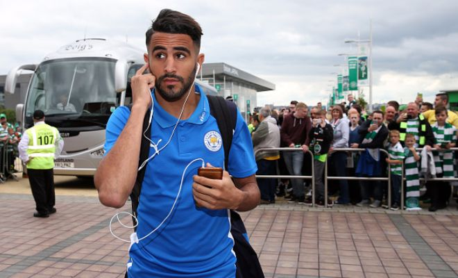 Arsenal desperately want Riyad MahrezThe Leicester City winger was in fine form last night against Celtic and Arsene Wenger is apparently ready to raise the bid for the Algerian winger and sees him as a top priority signing! Arsene Wenger always has a plan ;)