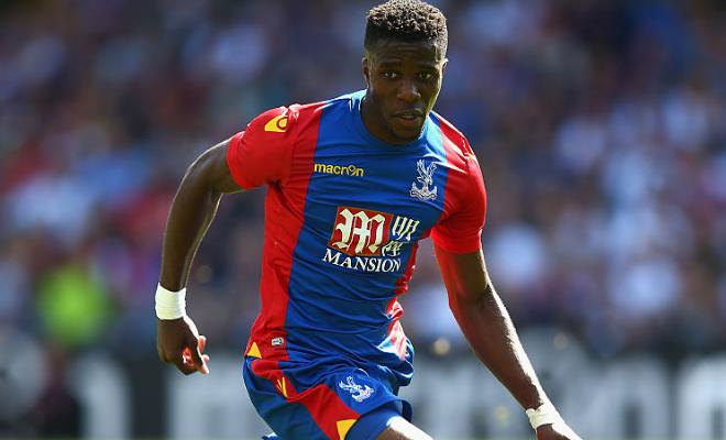 SPURS TO MAKE AUDACIOUS SWOOP FOR ZAHATottenham boss Mauricio Pochettino is reportedly weighing up a £15m bid for Crystal Palace winger Wilfried Zaha. Pochettino has been an admirer of the former Manchester United man for several seasons and could finally make his move.