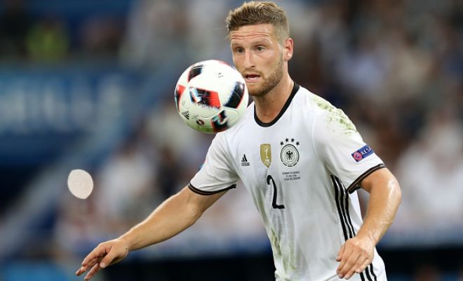 Like for like! Arsenal have held talks with Valencia over a potential move for German defender Shkodran Mustafi. Mustafa is expected to replace ex-Germany defender Per Mertersacker in the defence.