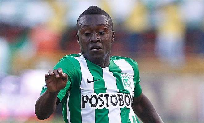 "Incoming at City!The agent of Atletico Nacional forward Marlos Moreno has confirmed that his client is set to sign for Pep Guardiola's Manchester City. ""I will travel with Marlos on Saturday to sign a contract with Manchester City,"