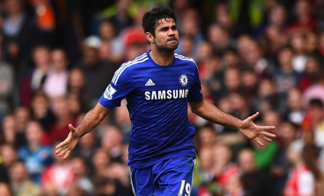 ATLETICO CONFIDENT OF COSTA MOVE!Atletico Madrid are confident that they will be signing Diego Costa this summer from Chelsea according to reports in Spain.The Spanish striker dropped a cryptic message on instagram after Chelsea's win over Liverpool and the fans aren't too happy about it.Conte wants Costa to remain at Chelsea but has an eye out for replacements if the striker does decide to leave.