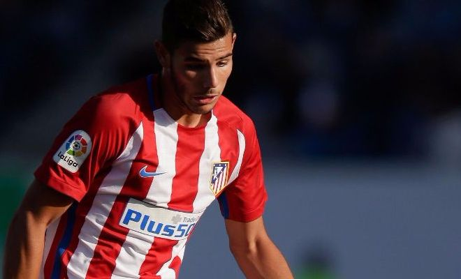 Theo Herandez signs an extensionTheo Hernandez has signed a five-year contract, keeping him at Atletico Madrid until 2021