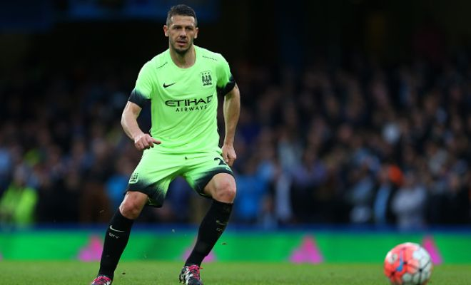 Back to Spain! Ex-Manchester City and defender Martin Demichelis is set to join Espanyol, his third Spanish team after Malaga and Atletico Madrid.