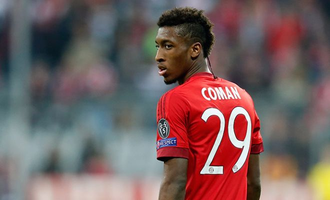 Bayern Munich chairman Karl-Heinz Rummenigge keen on buying Kingsley ComanAccording to Dailymail, Bayern Munich set to activate option to buy Kingsley Coman, reveals Karl-Heinz Rummenigge - with German giants set to pay around £18m.