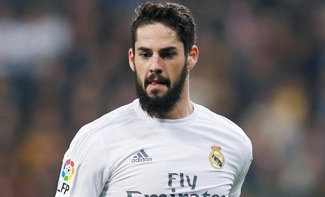 Time up for Isco?Is this the beginning of the end for someone touted as the next Andres Iniesta of Spanish football? Zidane said that there were certain decisions to be made before they sign new players and it looks like the first of those decisions has been taken.AS are reporting that Isco has been put up for sale by the club, with many suitors waiting in line to bid for the star. Isco has had a rough past couple of seasons and was even snubbed by Del Bosque for Euro 2016.Madrid value their midfielder between €50 and €100 million City and Arsenal are said to be the most interested Parties.
