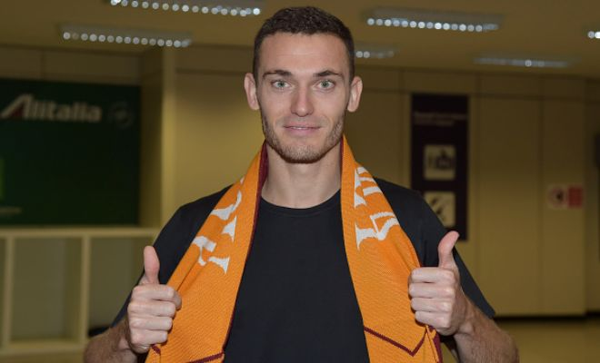 Verma to Roma! Ex Arsenal captain Thomas Vermaelen has left Barcelona to join Roma on a loan deal.