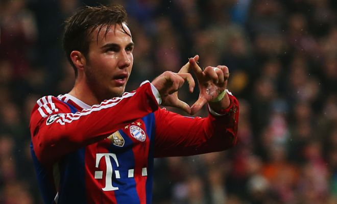 A rumour for the ages! Tottenham want Mario Gotze!The German World Cup winner has not had the best of seasons, but Bild now claims that Tottenham Hotspur are confident of beating both Liverpool and Dortmund to secure the forward's signature.