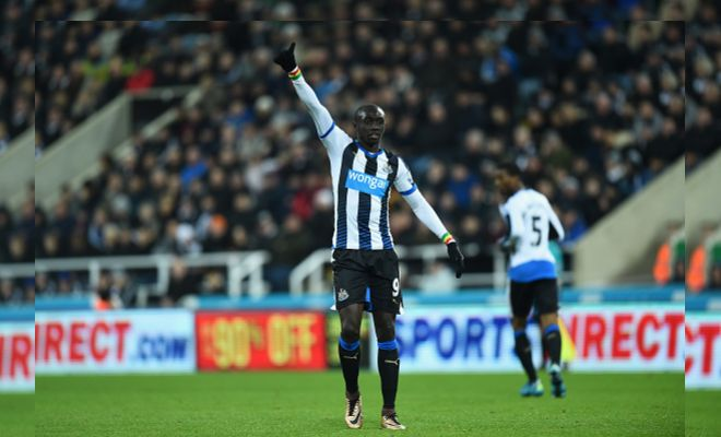 Breaking:Papiss Cisse has signed with Chinese club Shandong Luneng. What a big loss for Newcastle FC. Definitely didn't leave for the money. Must've dreamt of playing for Shandong as a kid.