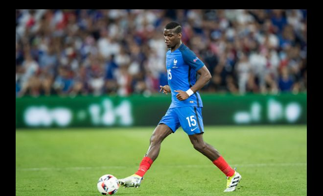 Wonder where Paul Pogba will finally end up at the end of this transfer window. Rumours suggest that Manchester United have shifted their attention to Matuidi as Pogba's transfer fee is in the 'GDP of a small country' territory. Makes sense. No sense in overspending.