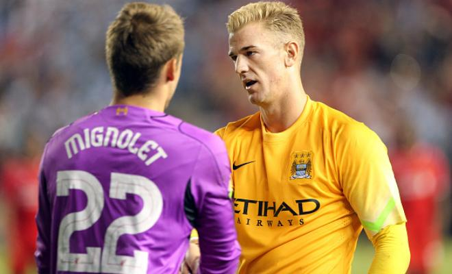 HART WANTS ANFIELD MOVEMan City goalkeeper Joe Hart is willing to take a pay cut to join Liverpool, according to The Sun. The former City no.1 is reportedly keen on a move to Anfield, but manager Jurgen Klopp has not expressed his interest in signing him.