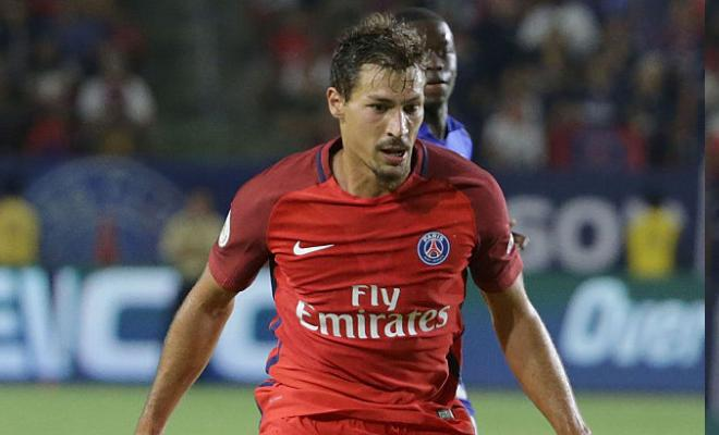 DONE DEAL!!Schalke have completed the signing of PSG midfielder Benjamin Stambouli.