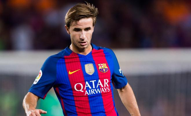 GRANADA AGREE DEAL FOR SAMPERBarcelona and Granada have reached an agreement over the loan of Sergi Samper, reports Marca. The midfielder who has risen through Barca's youth system will spend the rest of the 2016/17 season on loan at Granada.