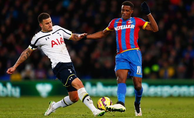 ZAHA WANTS SPURS MOVECrystal Palace chairman Steve Parish has said Wilfried Zaha to Tottenham this summer despite the winger asking to leave for White Hart Lane. Zaha has also approached boss Slaven Bilic for the move.