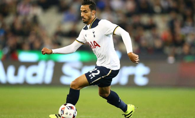 WEST BROM SET EYES ON NACER CHADLI MOVETottenham Hotspur midfielder is out-of-favor under Mauricio Pocchetino and Tony Pulis is trying to make the most of the situation as he plans to revive his attackWest Brom have reportedly agreed to a club-record £13m fee, according to Sky sources.