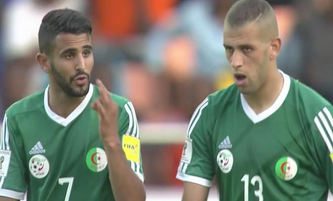 FOXES EYE MAHREZ'S TEAMMATELeicester City is in advanced talks over a club-record £25 million move for Sporting striker Islam Slimani. The move could soon happen as the Portuguese club have already signed the Algerian's replacement in Bas Dost.