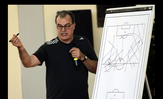 OFFICIAL: Marcelo Bielsa has resigned as Lazio manager after just TWO days in the job.In 1998, Marcelo Bielsa took over Espanyol for just 108 days before taking the Argentina national job.Certainly if Bielsa didn't exist it would probably be necessary to invent him!