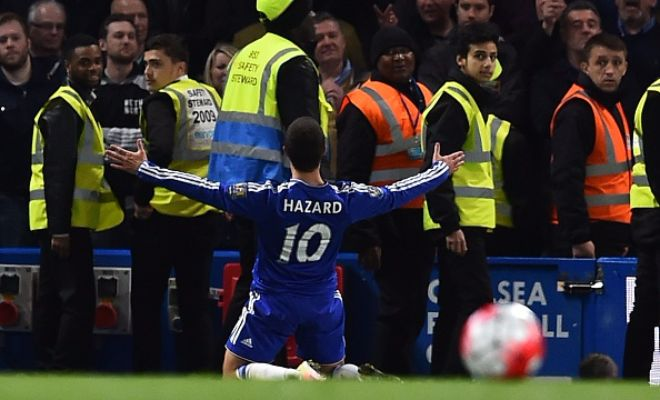"Good news Chelsea fans! It looks like Eden Hazard is staying at the club, according to his brother Kylian.""He will stay at Chelsea, he is happy at Chelsea,"