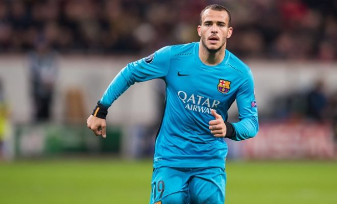 Barcelona forward signs for MalagaLa Masia graduate, Sandro has left Barcelona in search of first-team opportunities and has joined La Liga club Malaga