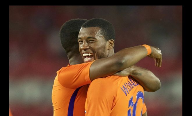 Meanwhile, Spurs are also eyeing a move for Newcastle United's Georgio Wijnaldum. The Dutchman joined Newcastle last summer for £14.5m and was an instant hit.According to Pochettino's team of scouts and analysts, Tottenham are prepared to sell Ryan Mason, who has been tracked by Hull City and Bournemouth, and would listen to offers for Nacer Chadli or Son Hueng-Min. In the potential list of players drawn up, Vincent Janssen is on top of the list followed by Wijnaldum.