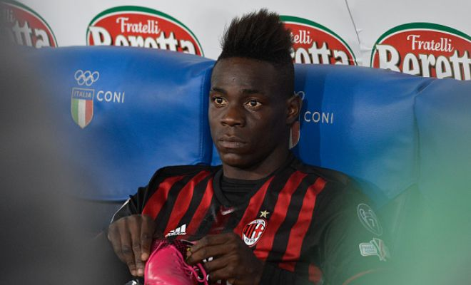 Balotelli now has 'options' to relaunch himself.Balotelli is wanted by Sampdoria in Serie A but has now got the attention of newly promoted side Crotone also.Back to square one? Or an opportunity to pick himself up again?