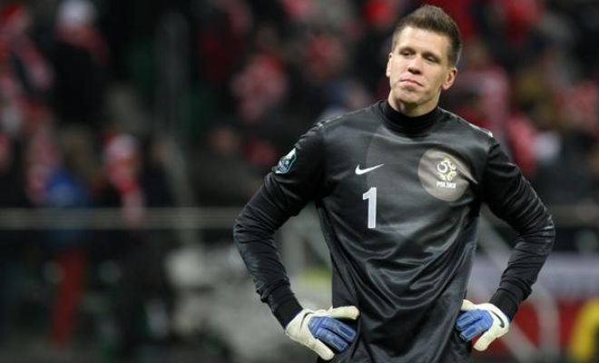 Wojciech Szczęsny's AS Roma medical will take place on Monday, he will then sign for the club on a season-long loan.