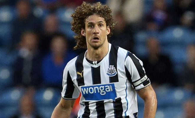 Newcastle want to keep hold of defender Fabricio Coloccini with Crystal Palace planning a £6m swoop and Alan Pardew keen to bring his former player to Selhurst Park. ( Coloccini )