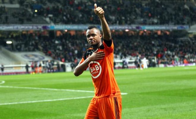 Aston Villa are set to confirm the signing of Lorient and Ghana forward Jordan Ayew.