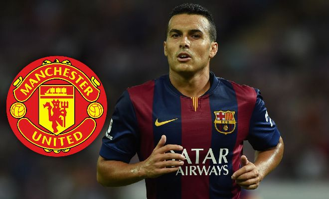 Manchester United close to signing Pedro - final few details left. (Source - Tancredi Palmeri)