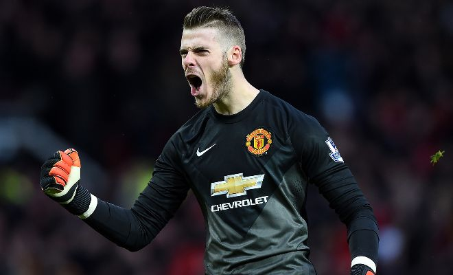 Man Utd boss Louis van Gaal has warned David de Gea that he must fight off competition from Sergio Romero to retain his place in the team after handing the Argentina goalkeeper a three-year deal at Old Trafford. (The Daily Telegraph)