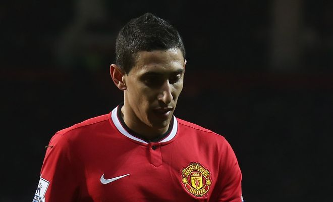 Manchester United have received a bid of only £28.5 m for Angel di Maria. Hence, the transfer is on hold now. [Guardian]
