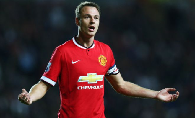 West Brom are targeting a move for Manchester United's Northern Ireland defender Jonny Evans. [ talkSPORT ]