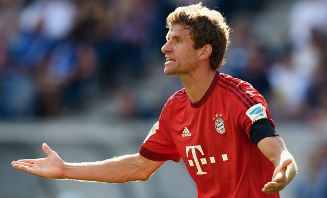 Bayern Munich sporting director Matthias Sammer has insisted that Thomas Müller will be staying at the club. [ Daily Mirror ]