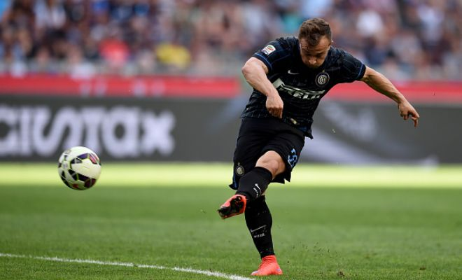 A €17 million deal is said to have been agreed between Stoke City and Inter Milan for Xherdan Shaqiri. The Swiss International is yet to agree to the move. (Sky Sports)