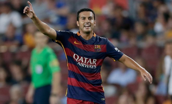 Due to the injury to Neymar, Pedro's move to Manchester United has been kept on hold by Barcelona. [Talksport]