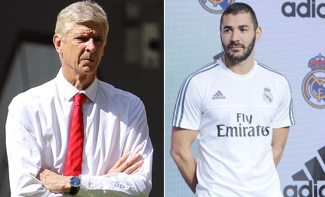 Arsene Wenger has dismissed Thierry Henry's suggestion that signing Karim Benzema could make them favourites to win the Premier League. [Sky Sports]