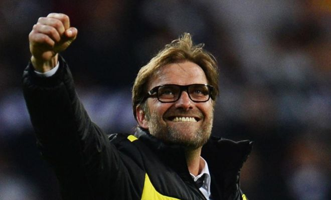 Former Borussia Dortmund manager Jurgen Klopp has rejected the chance to take charge at Marseille. [Mirror]