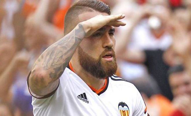 Manchester United's next target is Valencia's Nicolas Otamendi. [Daily Star]
