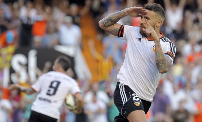 Manchester United have been asked by Valencia to churn out £35million to meet Nicolas Otamendi's release clause. (Mirror)