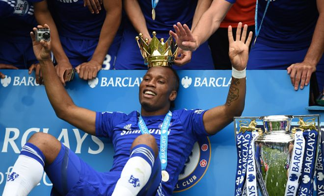 Legendary Chelsea striker Didier Drogba has reportedly turned down Orlando City's offer. (Sky Sports)